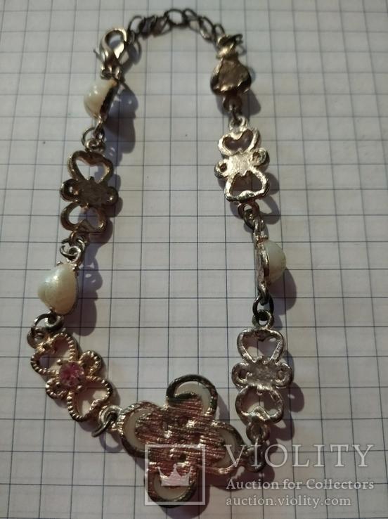 Женский браслет, фото №4