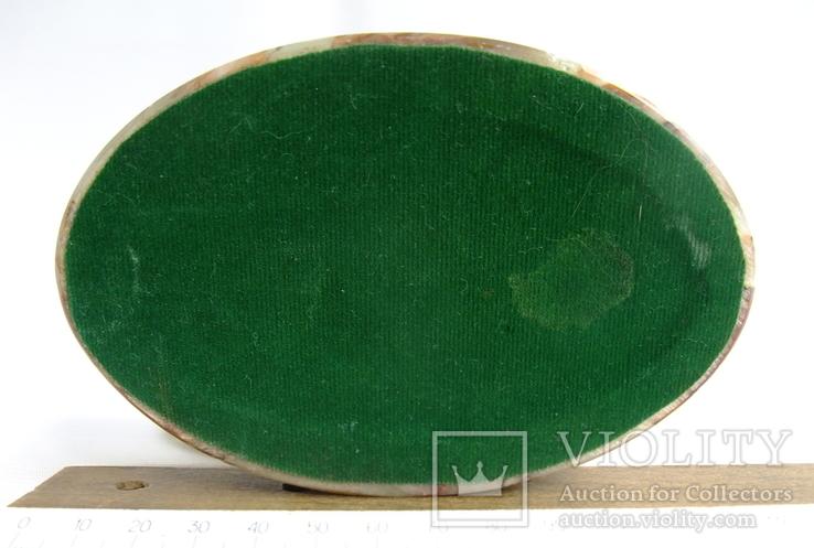 Шкатулка для украшений из зелёного оникса., фото №11