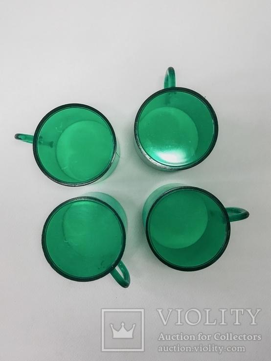 Кружки пластиковые, 9 штук, фото №7