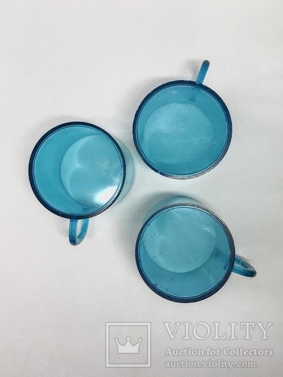 Кружки пластиковые, 9 штук, фото №8