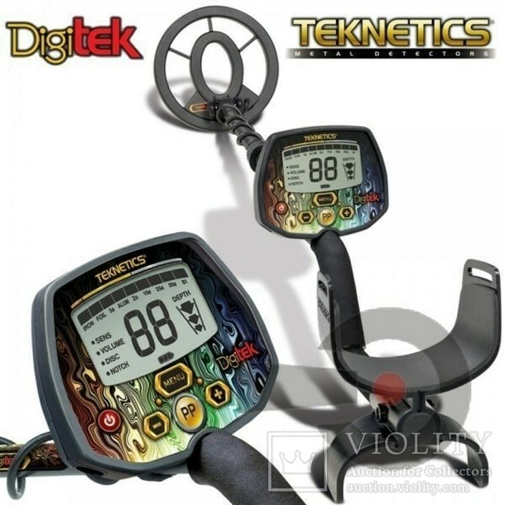 Металошукач Teknetics Digitek, фото №2