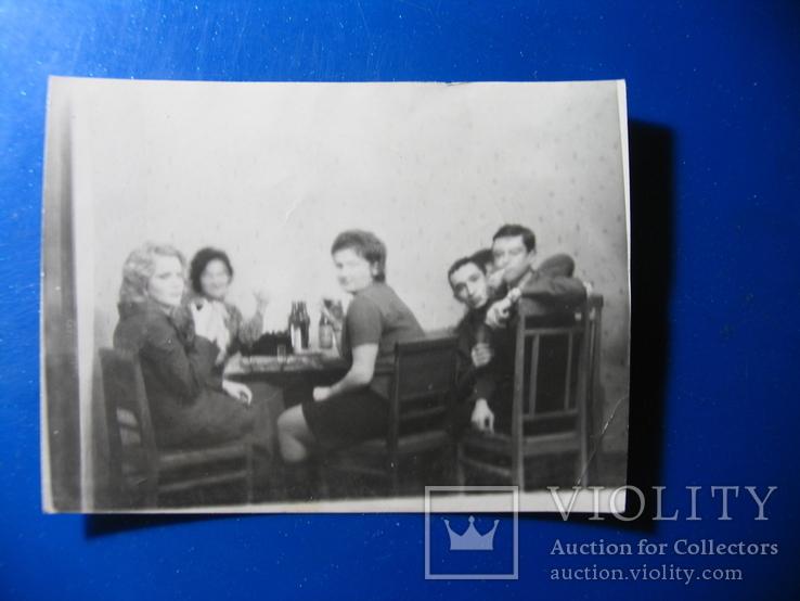 Застолье май 1983, фото №2