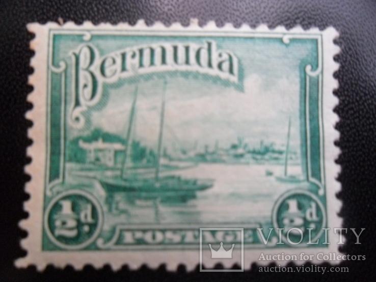 Корабли. Бермудские острова. МН, фото №2