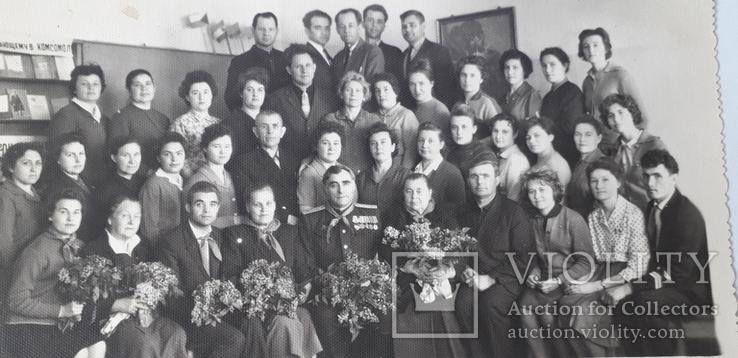 """Фотография """"Мы были пионерами"""" (17.5*11.5), фото №3"""
