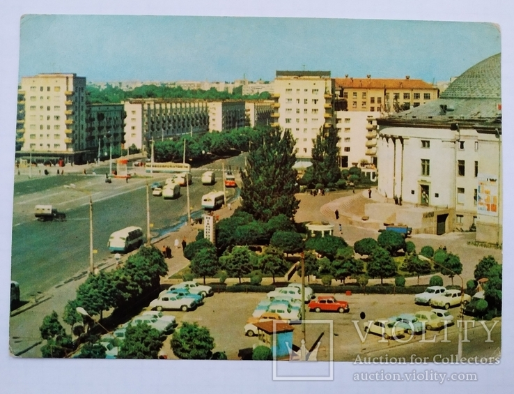 Киев. Площадь Победы 1970г., фото №2