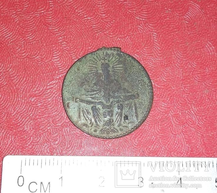 Медальон, фото №2