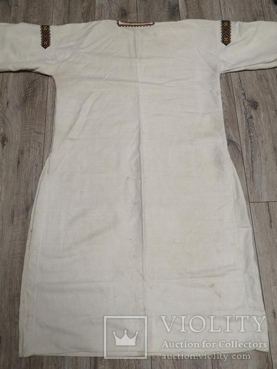 Жіноча сорочка на полотні, фото №3