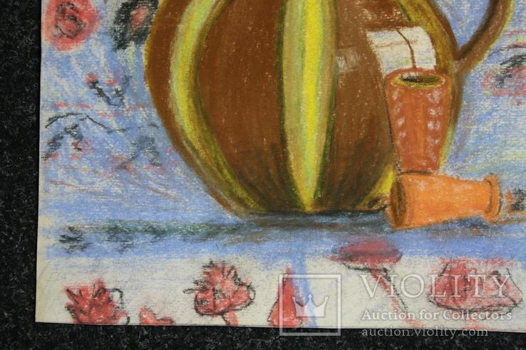 Рисунок предположительно  Басанец П. А.  Чернигов, фото №5