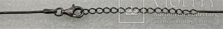 Подвеска Серебро 925 Клубок на Цепочке Италия Italy, фото №7