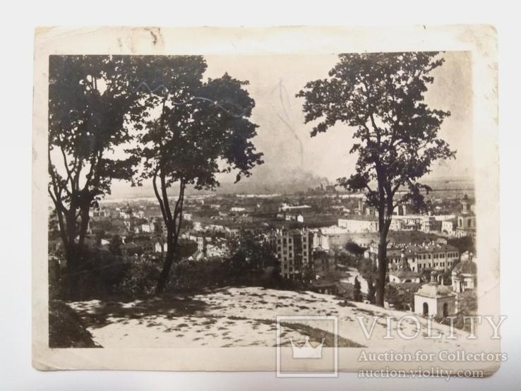 1930-е Киев, вид на Петровский район. Типорг. Союзфото УССР., фото №2