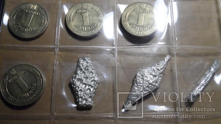 Гривна Киевского Черниговского Новгородского типа альбомный набор Киевская Русь серебро, фото №6