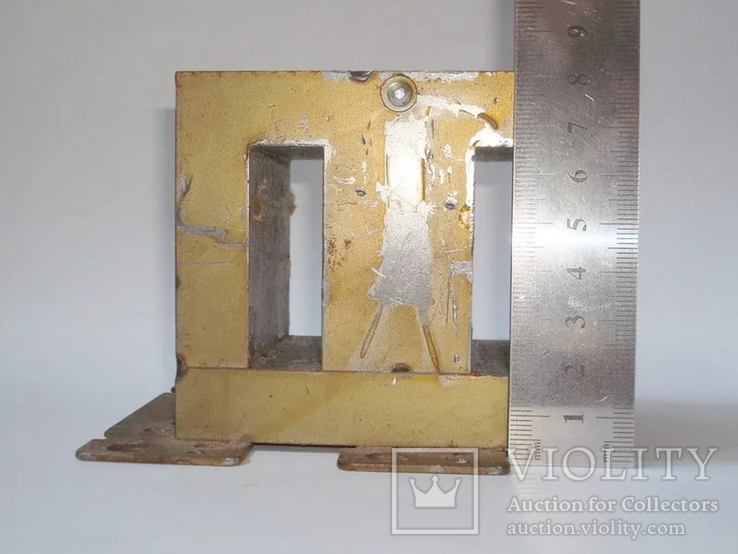Трансформаторное железо для контактной сварки, фото №4