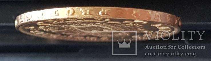 Франция, 20 франков 1868г., золото 6,45г., фото №3