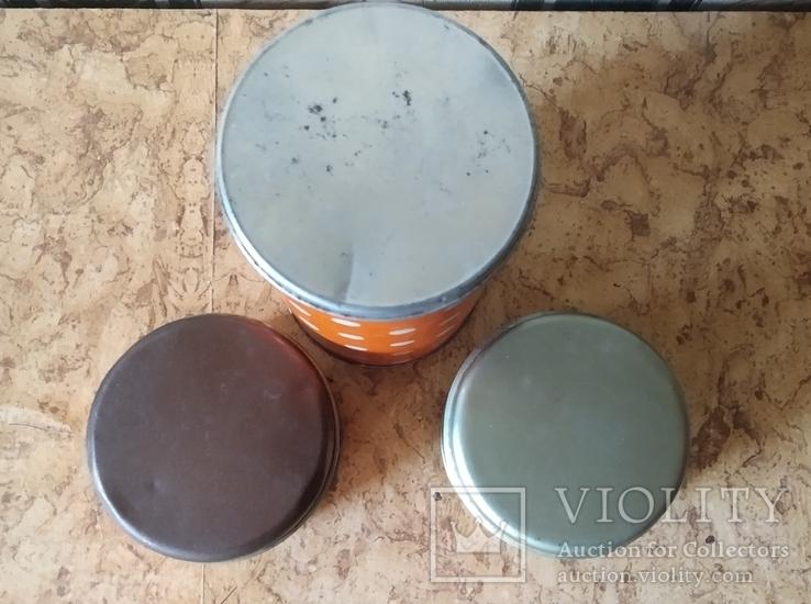 Три банки для сыпучих продуктов, фото №3