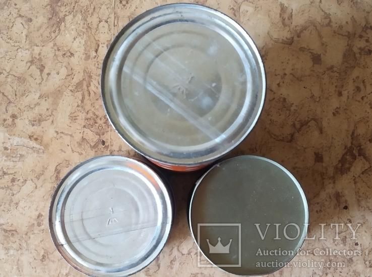 Три банки для сыпучих продуктов, фото №4