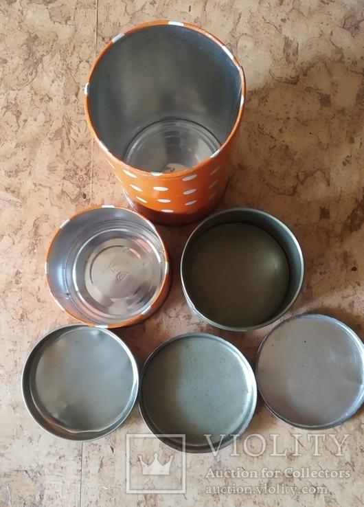 Три банки для сыпучих продуктов, фото №6