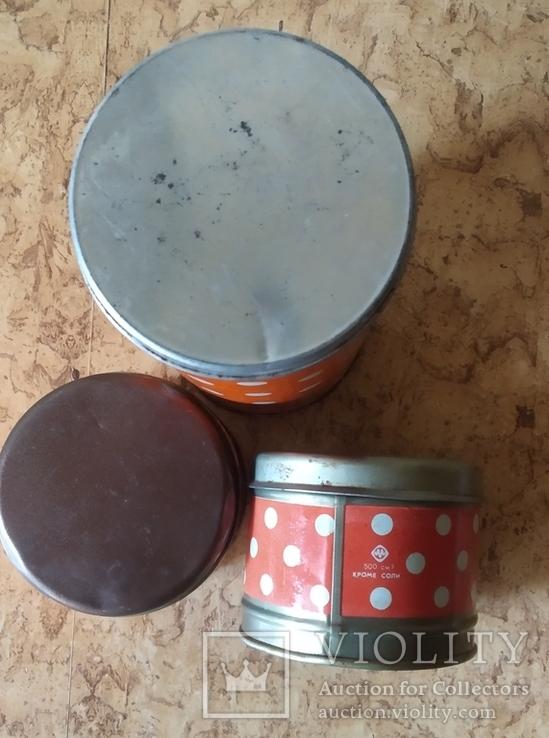 Три банки для сыпучих продуктов, фото №7