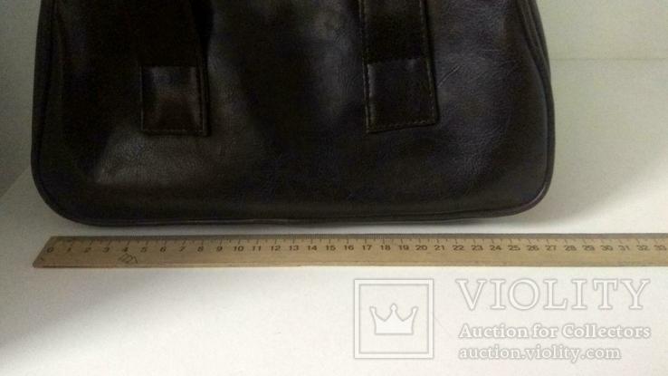 Женская черная сумка, фото №9