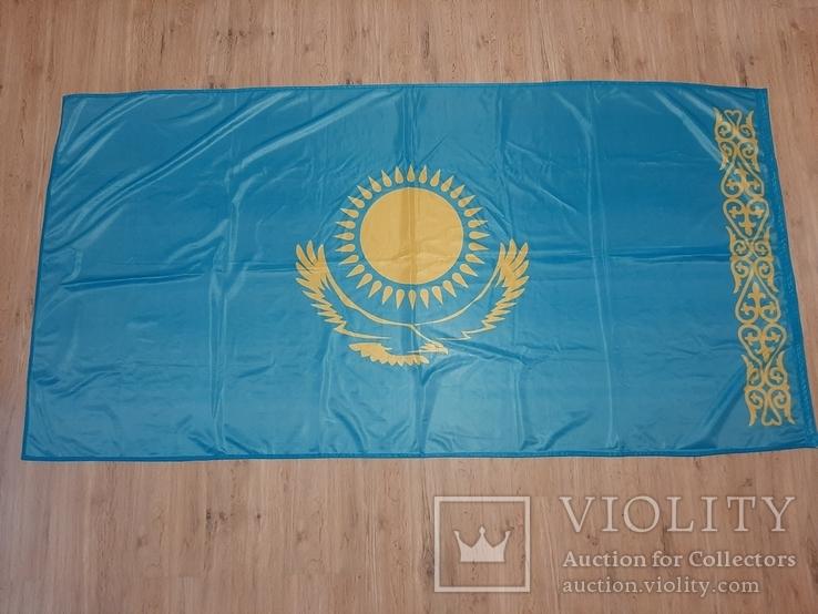 Большой флаг Казахстана, фото №3