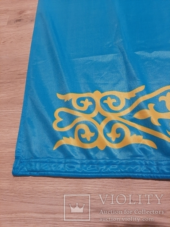 Большой флаг Казахстана, фото №8