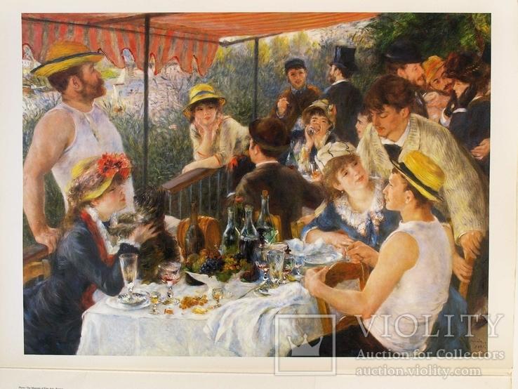 Репродукции картин Ренуара,отпечатано в Италии, фото №4