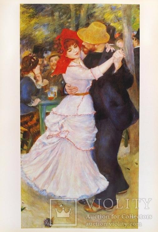 Репродукции картин Ренуара,отпечатано в Италии, фото №9