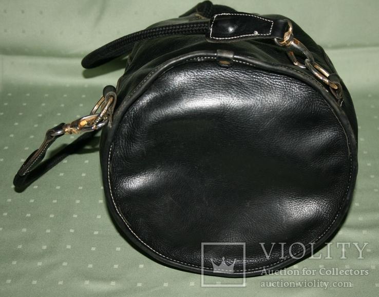 Рюкзак кожаный Gil Holsters France, фото №5