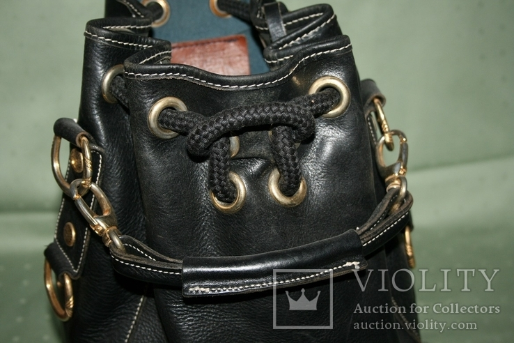Рюкзак кожаный Gil Holsters France, фото №7
