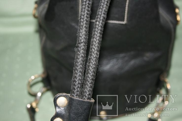 Рюкзак кожаный Gil Holsters France, фото №9