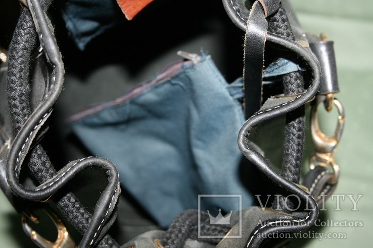 Рюкзак кожаный Gil Holsters France, фото №10