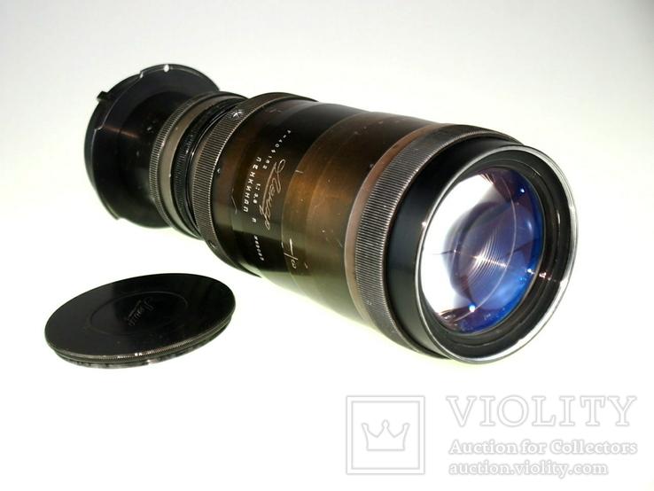 Советский объектив ЛЕНАР F = 40 - 162  1 : 3,8 ЛЕНКИНАП, фото №5