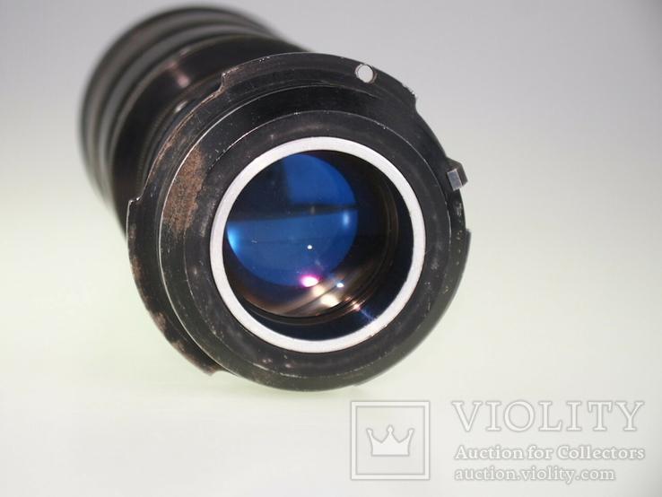 Советский объектив ЛЕНАР F = 40 - 162  1 : 3,8 ЛЕНКИНАП, фото №9