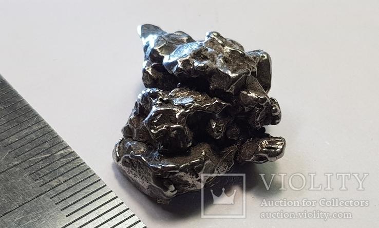 Метеорит в метеорите Кампо-дель-Сьело, фото №2