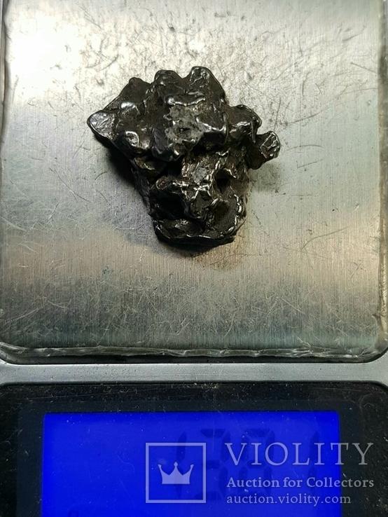 Метеорит в метеорите Кампо-дель-Сьело, фото №4