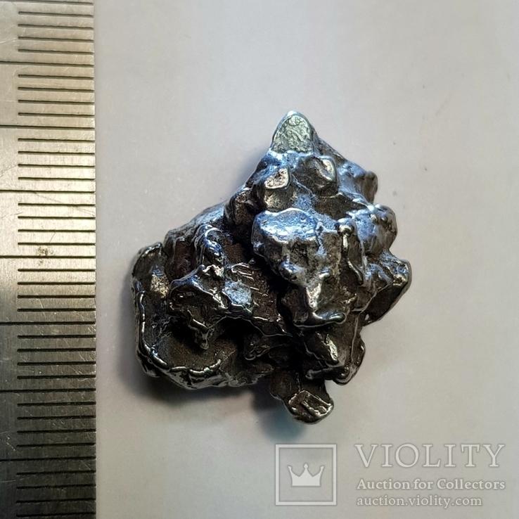 Метеорит в метеорите Кампо-дель-Сьело, фото №5