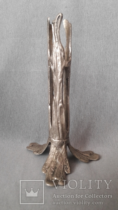 Красивая вазочка Модерн. Есть клейма (95%), фото №2