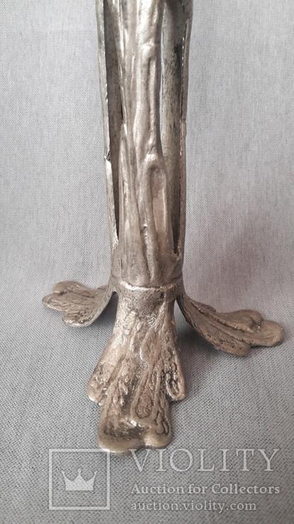 Красивая вазочка Модерн. Есть клейма (95%), фото №4
