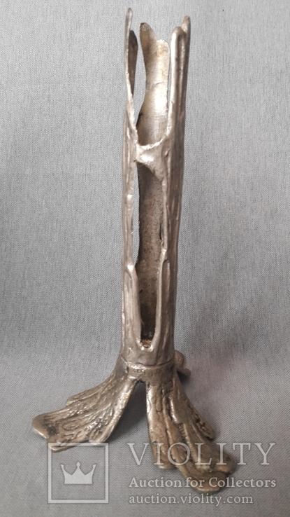 Красивая вазочка Модерн. Есть клейма (95%), фото №5