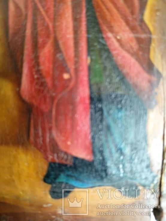 Ікона св.муч.Наталії та св.Кирилія,іменинник,мініатюра, фото №11