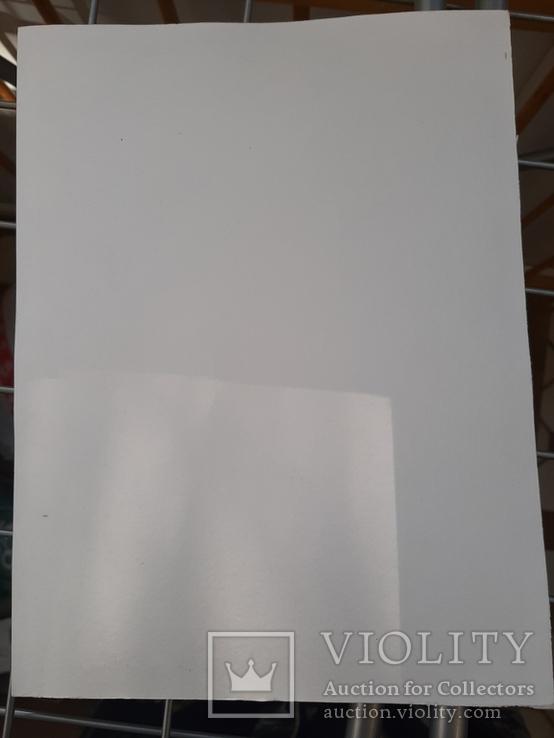 Рисунок акварель подпись, фото №4