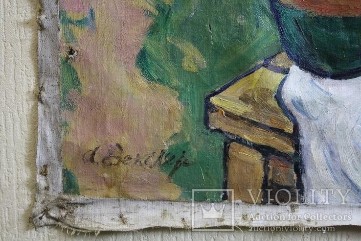 """Картина  """"Т. Г.Шевченко"""" 110х160   Худ. А. Векслер, фото №6"""