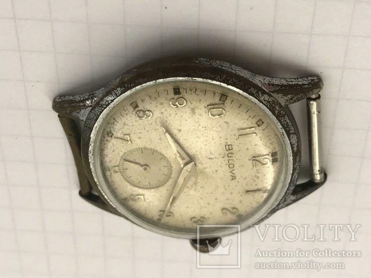 Швейцарские часы Bulova 40-50-е гг., фото №10