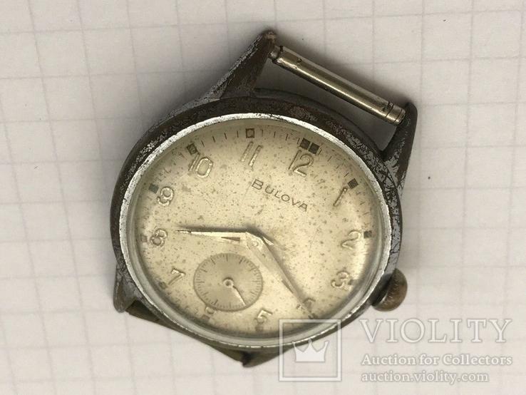 Швейцарские часы Bulova 40-50-е гг., фото №12