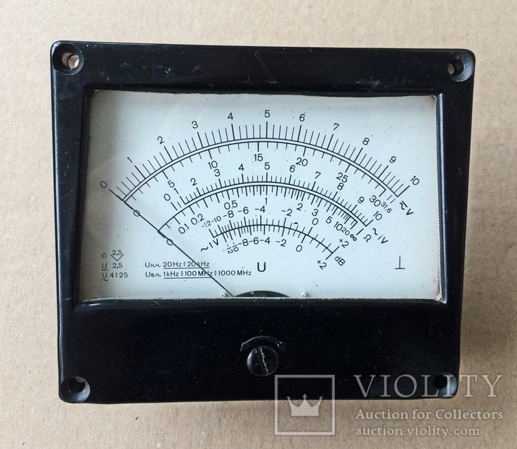 Радиодетали, измерительные приборы., фото №6