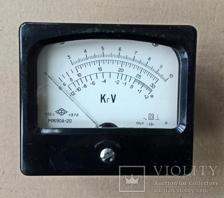 Радиодетали, измерительные приборы., фото №7