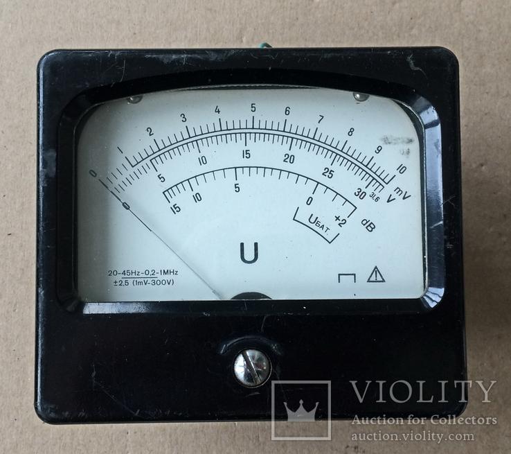 Радиодетали, измерительные приборы., фото №8