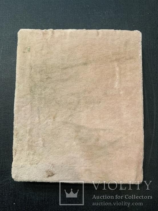 Посріблення / Икона Тихвинская 13,5*16,5*2,5см, фото №4