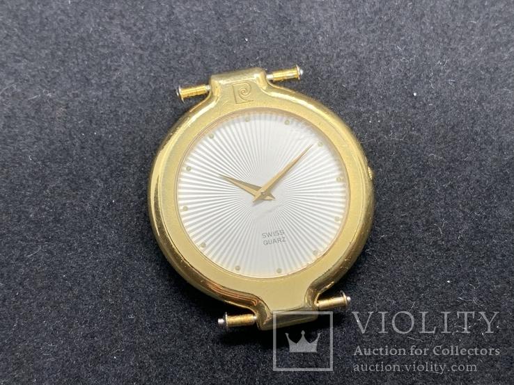 Pierre Cardin Chromachron Swiss Au10 Часы наручные Швейцария, фото №2