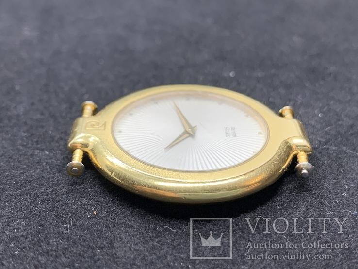 Pierre Cardin Chromachron Swiss Au10 Часы наручные Швейцария, фото №7