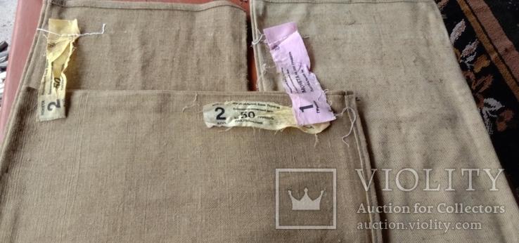 Банківський мішок 3 шт. З маркуванням 2001